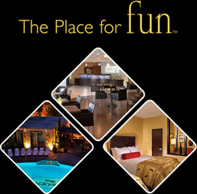 The place for fun